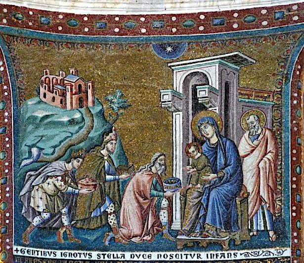 Η Συμβολή της Παρθένου στο μυστήριο της Γεννήσεως